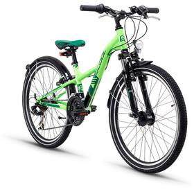 s'cool XXlite 24 21-S steel Neon Green